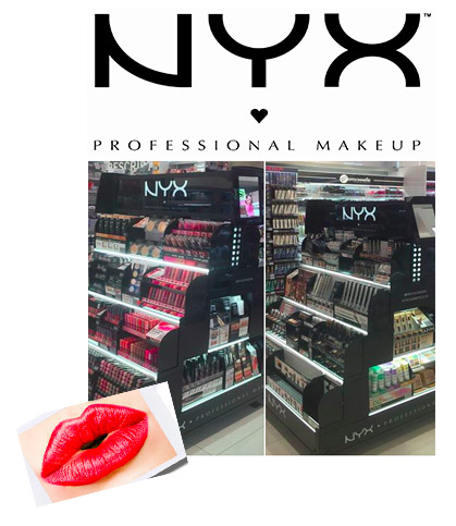 NYXpresentoir